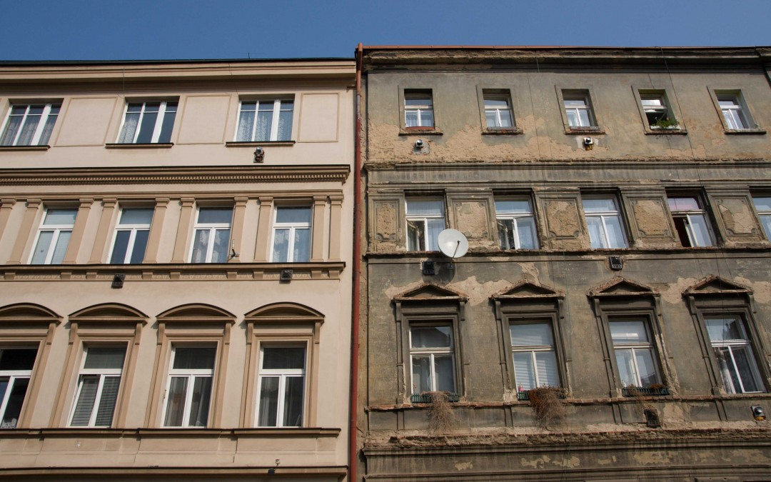 Depreciation differences: Old versus New Residential Properties