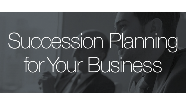 Succession Planning for your Business