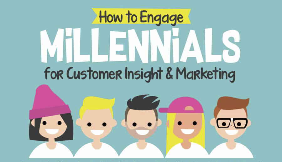 Why Millennials Are Different & How Marketers Can Engage Them