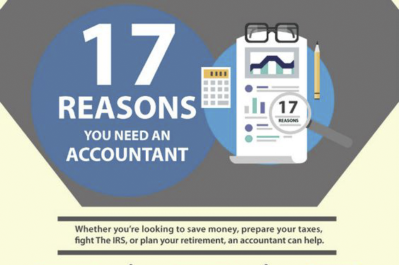 17 Reasons you need an Accountant