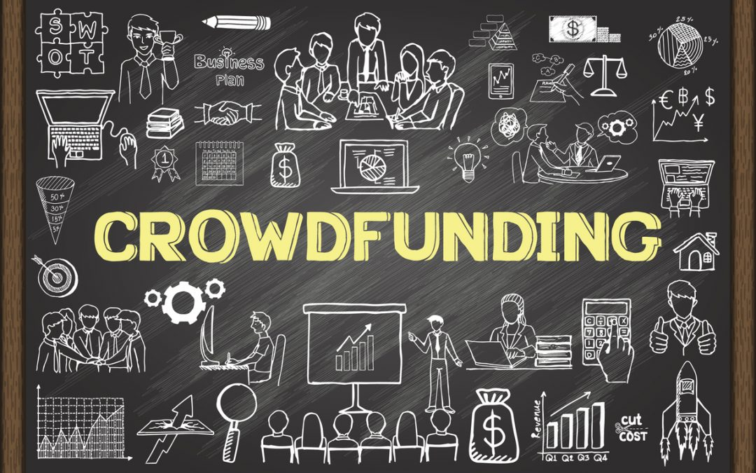 Can't afford to start your new business? Why not crowdfund it?
